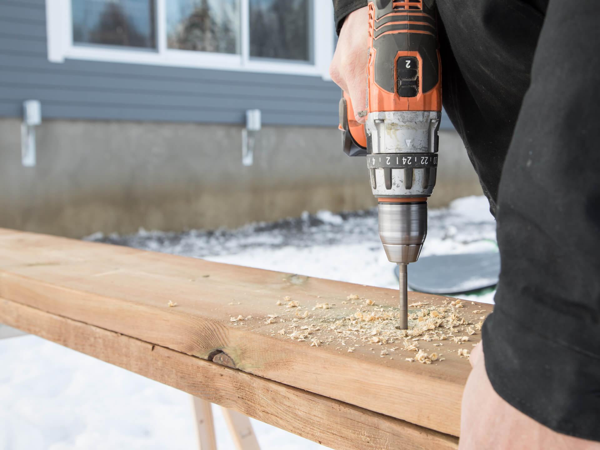 Conseils pour une terrasse stable et durable